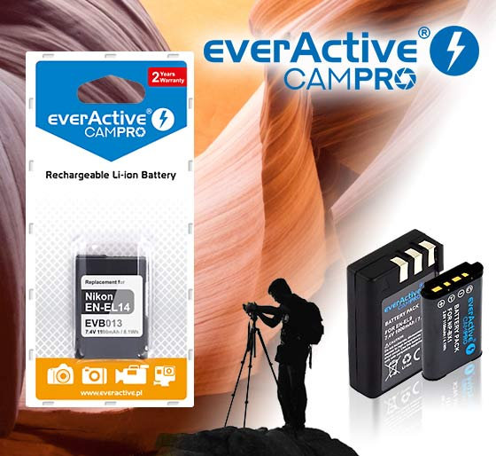 everActive CamPro