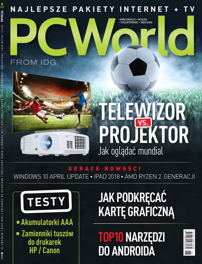 PC World 06/2018 front