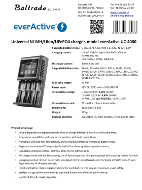 Download datasheet for UC-4000