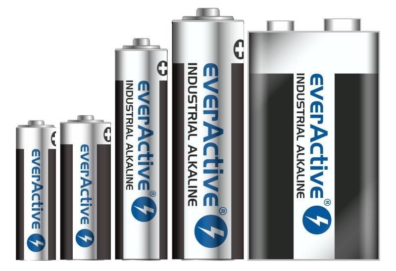 Baterie alkaliczne everActive
