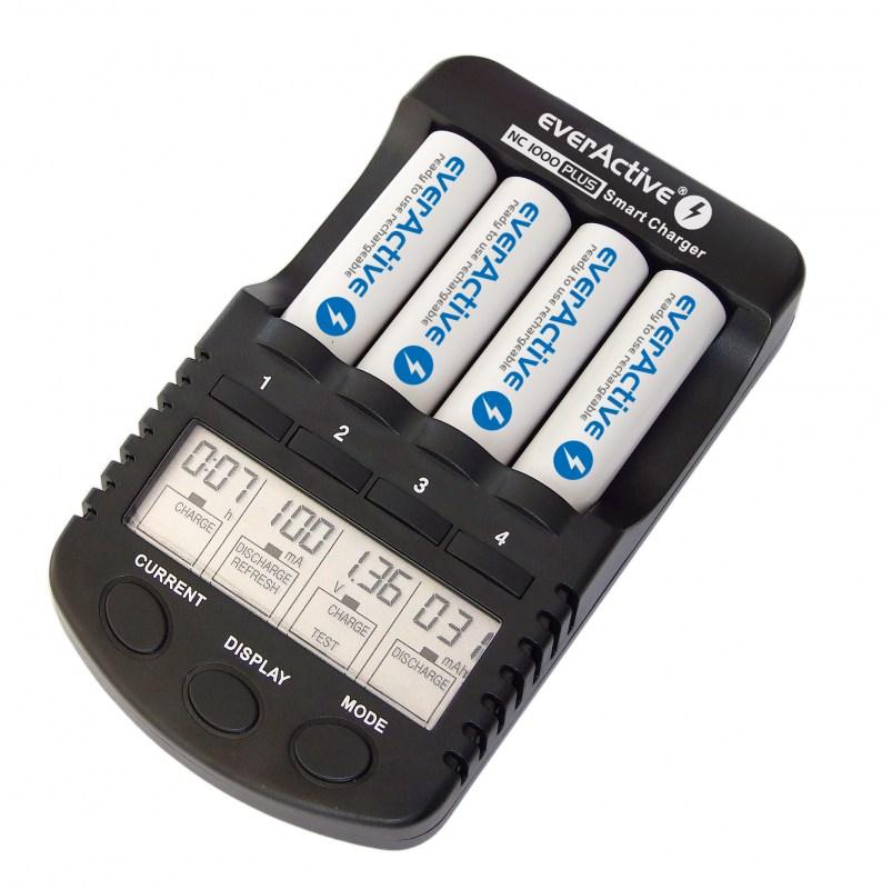 Everactive nc 1000 Plus z akumulatorami