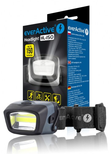 everActive HL-150 headlight