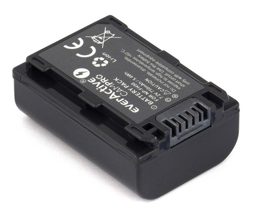 everActive CamPro battery - replacement for Sony NP-FH50