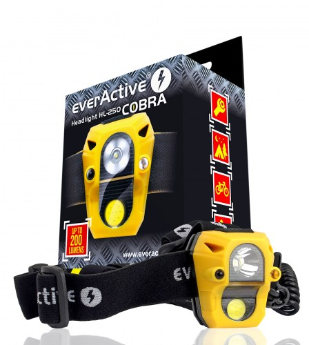 everActive HL-250 headlight