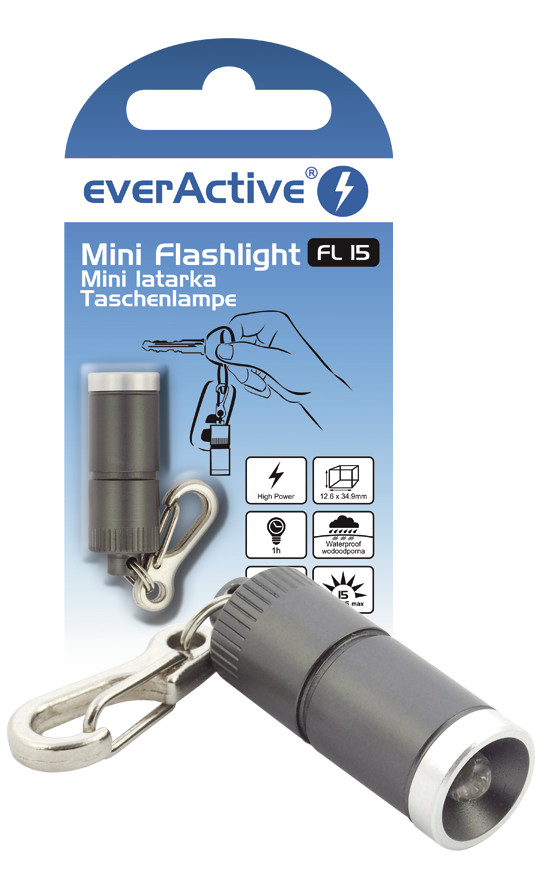 everActive FL-15 with blister visible