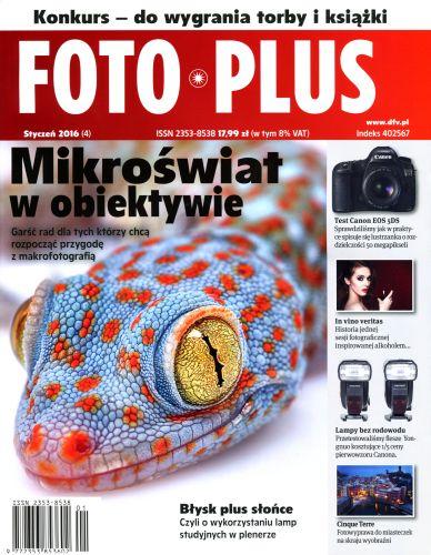 Foto Plus Okładka