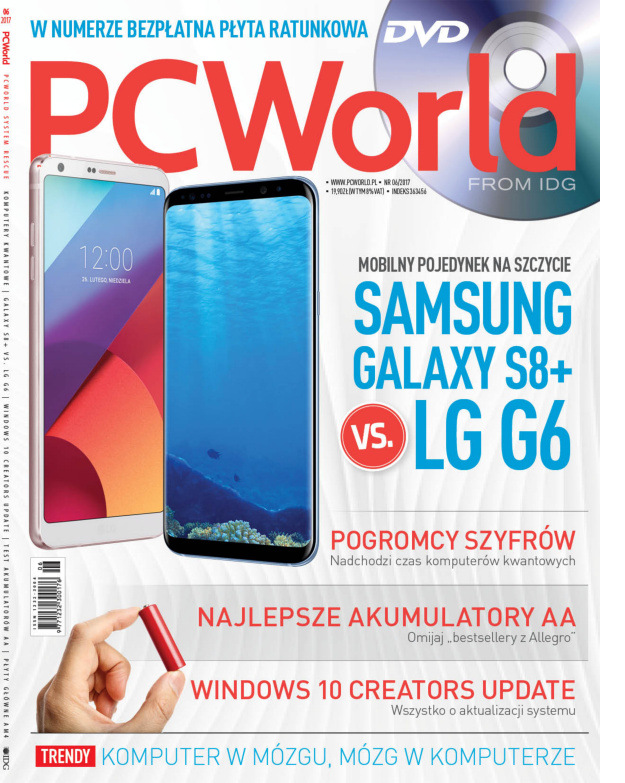 PC World 06/2017 front